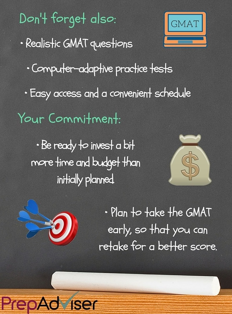 GMAT preparation course
