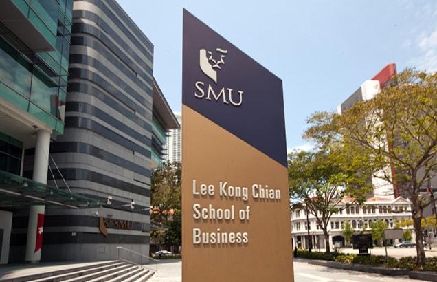 Lee Kong Chian B-school