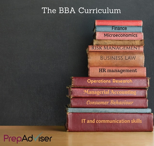 BBA Curriculum BBA Degree: The Essentials of Bachelor of Business Administration