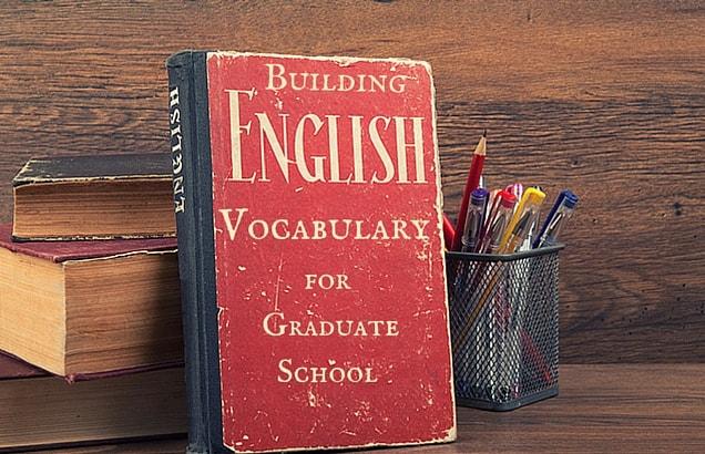 Building English Vocabulary for Graduate School