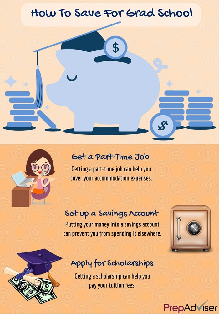 How to Save for Graduate School 2