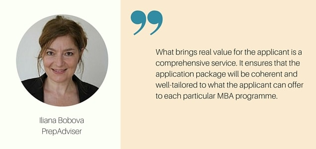 How MBA Consulting Helps Business School Applications PrepAdviser Iliana Bobova