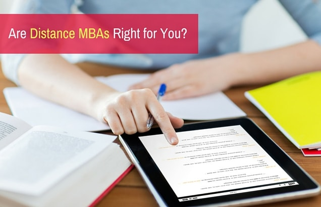 Are Distance MBAs Right for You