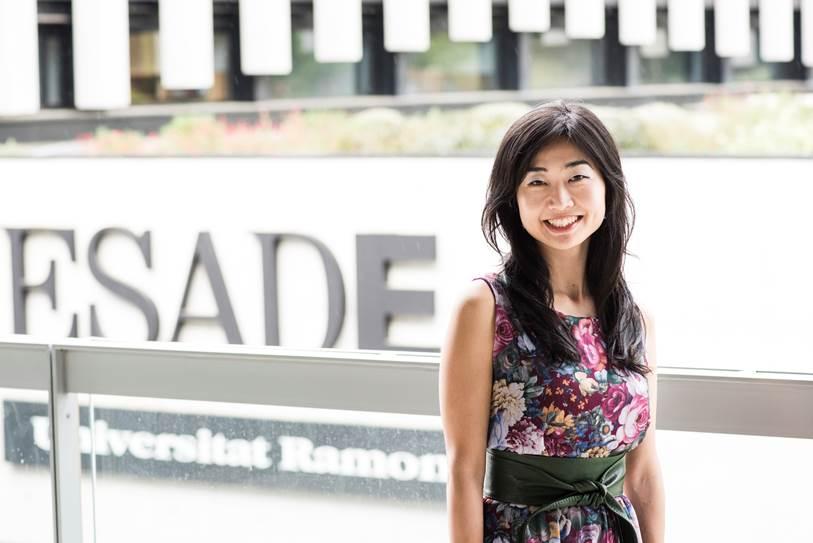Free Webinar the ESADE MBA Reina Ueki