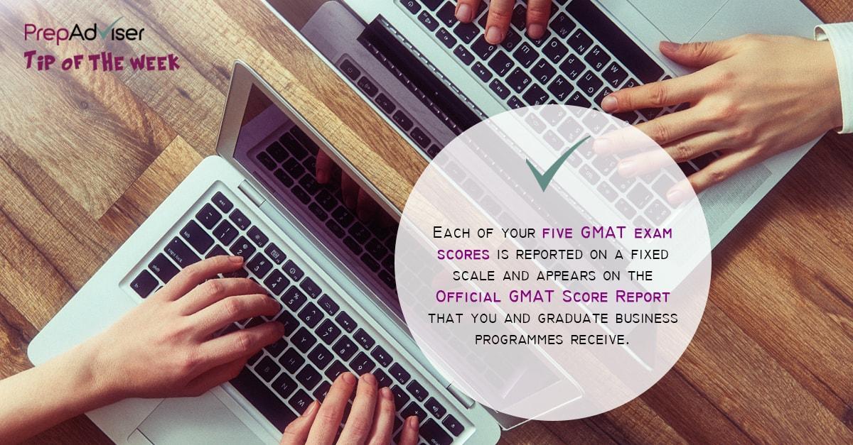 Tip GMAT Scores