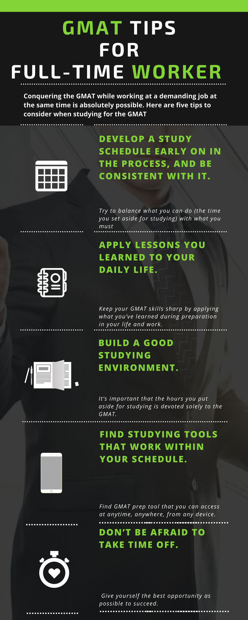 GMAT tips