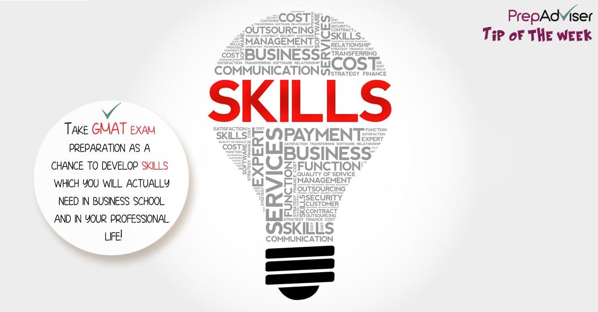 TIP GMAT_Exam developing personal skills