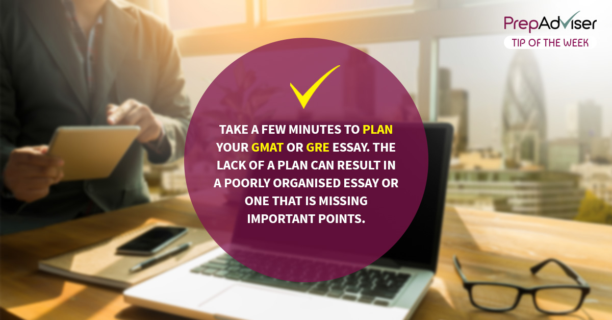 What Do GMAT and GRE Essays Assess?