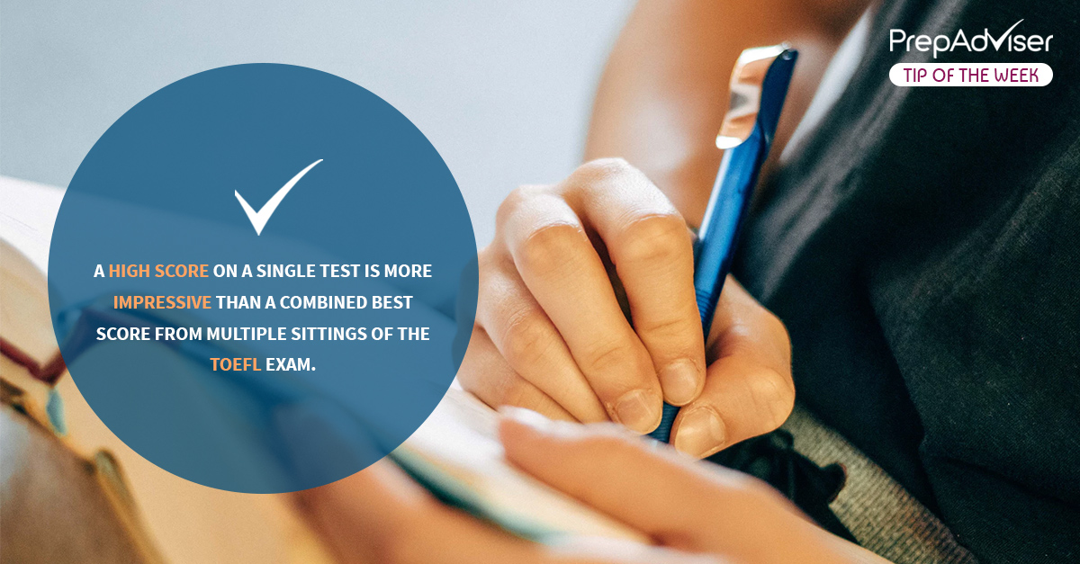 What Is Your Best TOEFL Score for Graduate School
